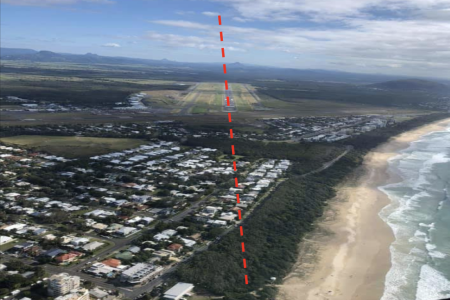 MRA Inc. Proposed Noise Abatement Procedures For Sunshine Coast Airport, February 2021
